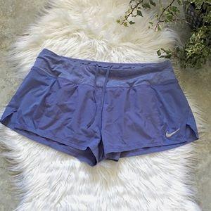 ♥️ Nike Dri-Fit  Shorts with self underwear